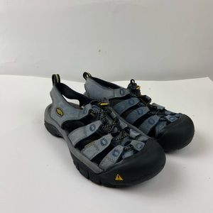 Keen Leather Water Shoes Walking Sandals Newport